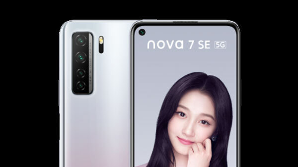 Huawei Nova 7 SE Vitality Edition Pegged For October 16 Launch