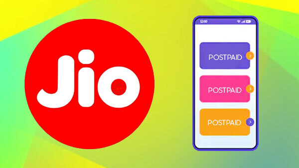 Jio Postpaid Plans: Customers Might Have To Pay Security Deposit
