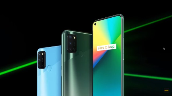 Realme 7i With 64MP Quad-Camera Launched In India