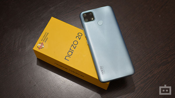 Realme Narzo 20 Review: Fits The Budget Perfectly