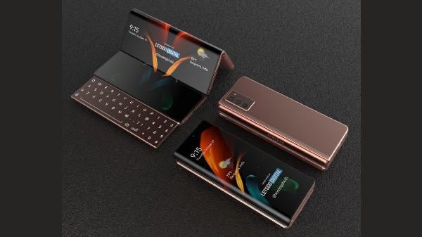 Samsung Galaxy Z Fold 3 Design Details Reveal Three Displays