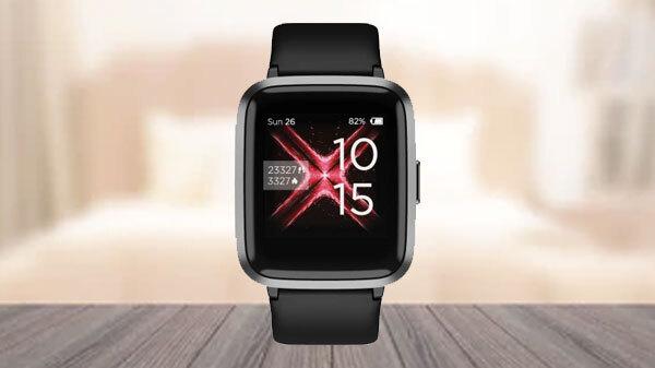 Boat Storm Smartwatch Next Sale Set For November 12