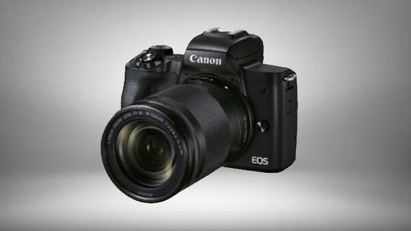 Canon EOS M50 Mark II Mirrorless Camera Goes Official In India