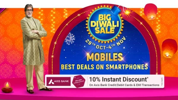 Flipkart Big Diwali Sale 2020 Goes Live: Sale Date, Discounts, Offers