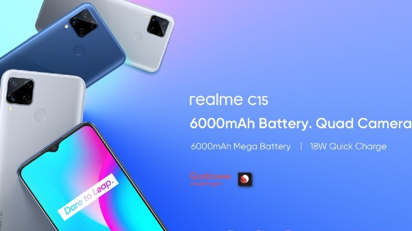 Realme C15 Qualcomm Edition Launched in India: Price, Availability And More