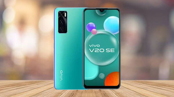 Vivo V20 SE Aquamarine Green Color Variant Available In India For Sale:  Price, Offers - Gizbot News