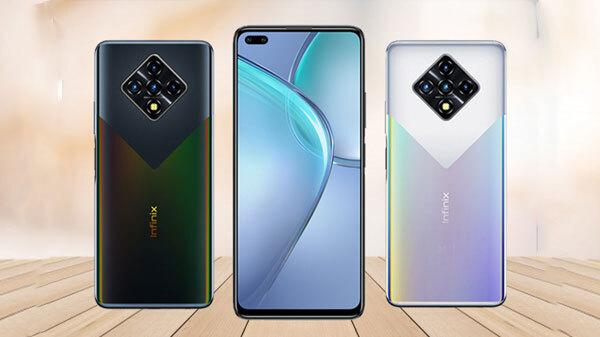 Infinix Zero 8 Series India Launch Teased