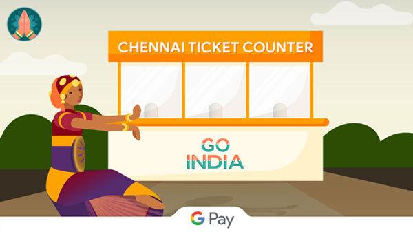 Google Pay Go India Chennai Event Quiz Answers