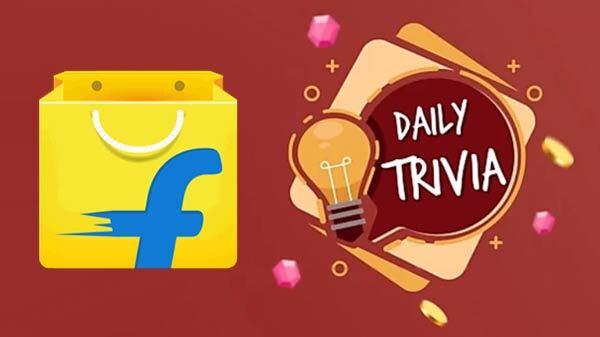 Flipkart Daily Trivia Quiz Answers November 27