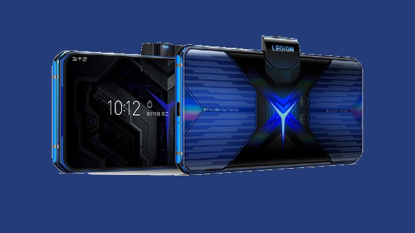 Lenovo Legion Duel Product Page Goes Live In India