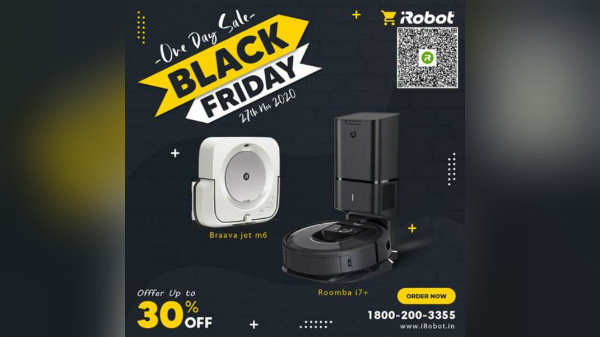 Massive Discounts On Roomba & Bravaa Smart Vacuum Cleaners