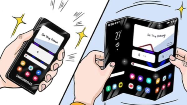 Samsung Shows New Foldable Phones With Multi-Fold Design