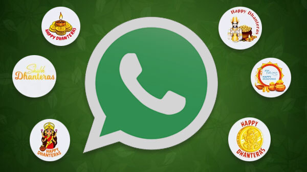 How To Download And Send Dhanteras 2020 WhatsApp Stickers
