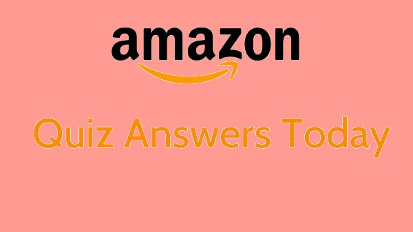 Amazon Quiz Answers For December 5: Complete Details