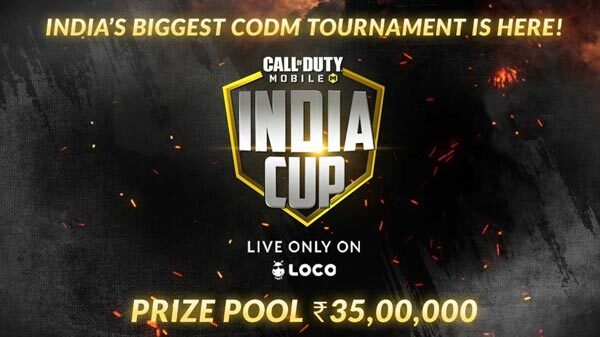 Call Of Duty India Mobile Tournament's Registrations Live