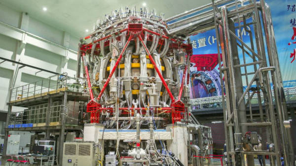 China Just Created An Artificial Sun To Produce Clean Energy -- HL-2M