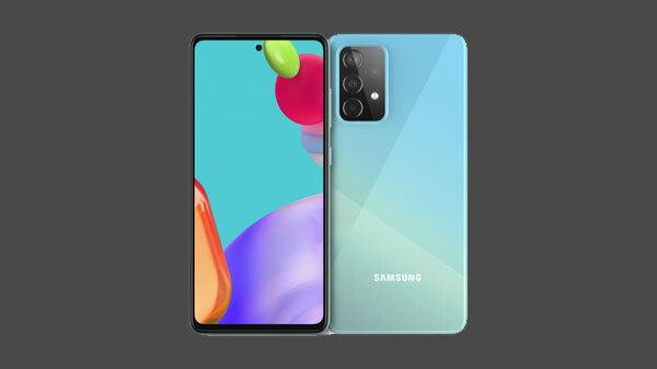 Samsung Galaxy A52 5G Renders Leaked Online