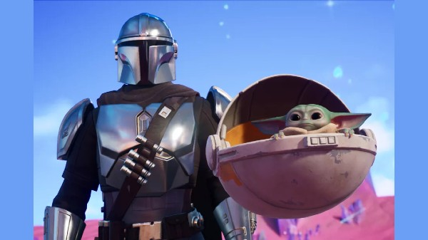 Fortnite Chapter 2 Season 5 Is Here With Mandalorian And Baby Yoda