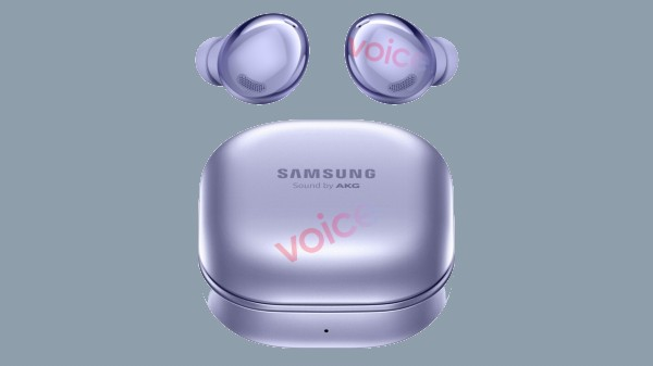 Samsung Galaxy Buds Pro Renders Leak Revealing Possible Design