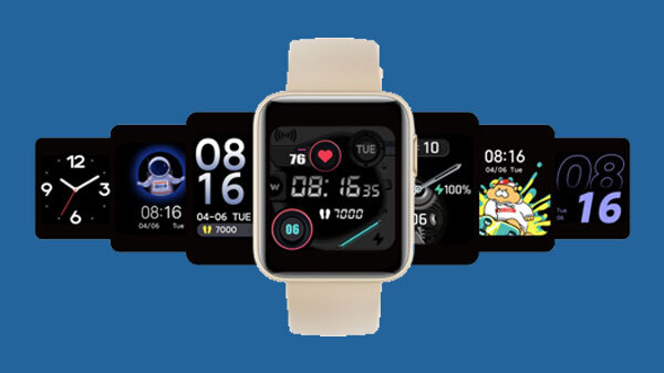 Mi Watch Lite With 9-Day Battery, 120+ Watch Faces Announced