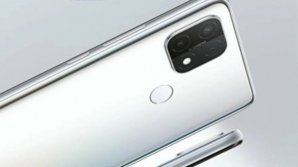 Oppo A15s Poster Reveals Design, Key Specifications