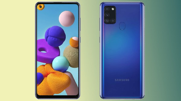 Samsung Galaxy A22 5G Could Be An Affordable 5G Smartphone