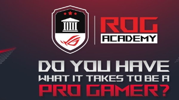 Asus Announces ROG Academy India To Help Budding E-Sports Players