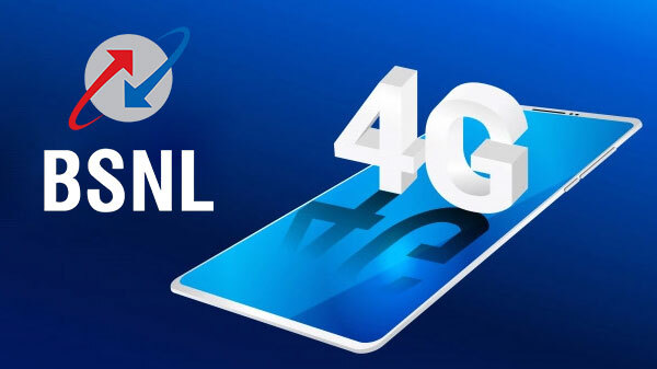 BSNL Might Start 4G Services In All Circles Soon