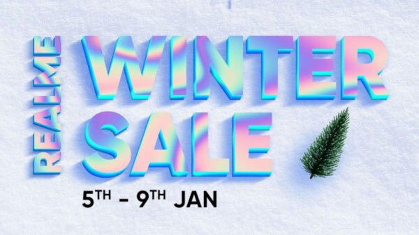 Realme Special Winter Sale Offers