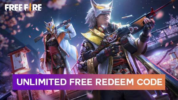 How To Get Unlimited Free Redeem Code On Free Fire