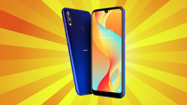 Lava Phone With 16MP Selfie Camera Teased