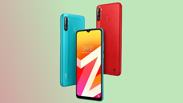 Download Lava Z1 Stock Wallpapers [HD+]