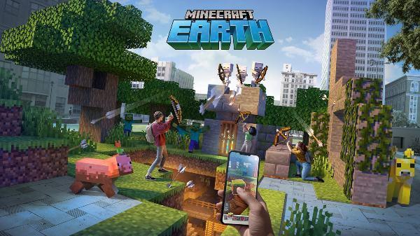 Minecraft Earth Servers Shutting In June 2021