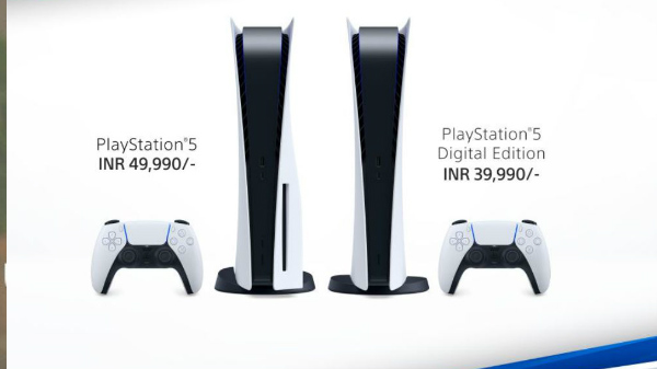 Sony PS5 To Launch On February 2nd In India; Pre-Orders From Jan 12