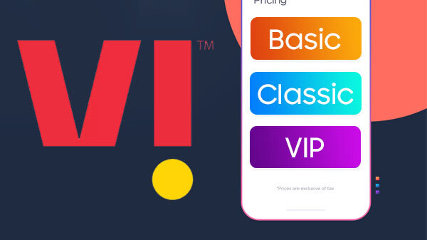 Vi Offering Content In Basic, Classic And VIP Tiers To Users