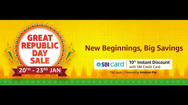 Amazon Great Republic Days Sale: Discount Offers On Smartphones