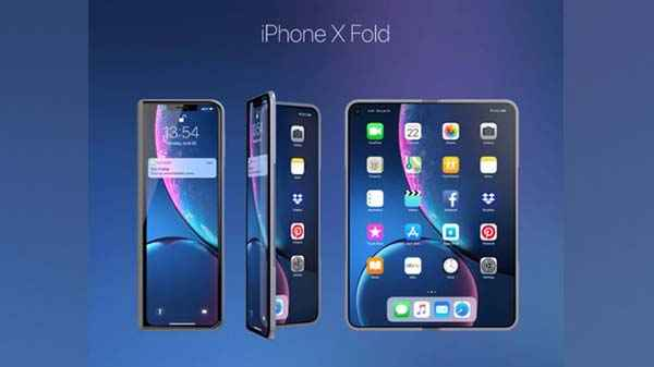 Apple Likely To Launch Foldable iPhones In 2023