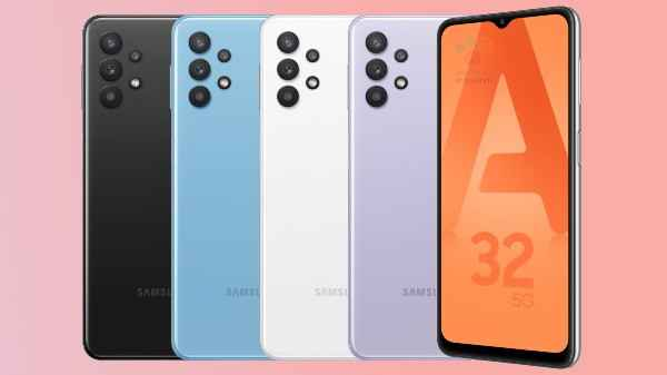Galaxy A32 5G Backed By MediaTek 720 SoC Goes Official: Price, Specs