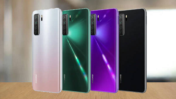 Huawei Nova 7 SE 5G LOHAS Edition Goes Official; Packs New Kirin 820E Chipset