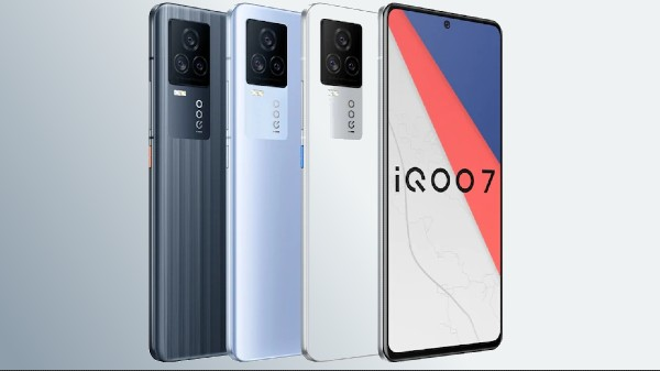 iQoo 7 Announced With 120Hz Display: Specs, Price And More