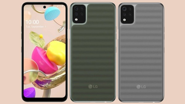 LG K42 Budget Smartphone Goes Official In India