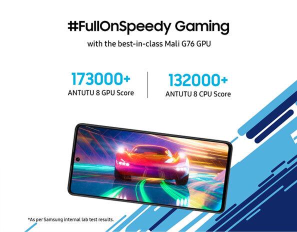 Samsung Galaxy F62 Flagship 7nm Exynos 9825 SoC Promises Winning UX