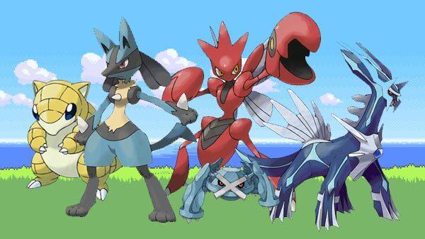 Top Five Steel Pokemon In Sword and Shield