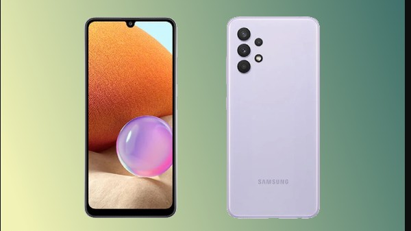 Samsung Galaxy A32 4G, First 90Hz Phone In A Series Unveiled