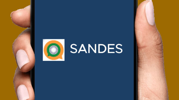 Government Launches Sandes Messaging App: Here's How To Download