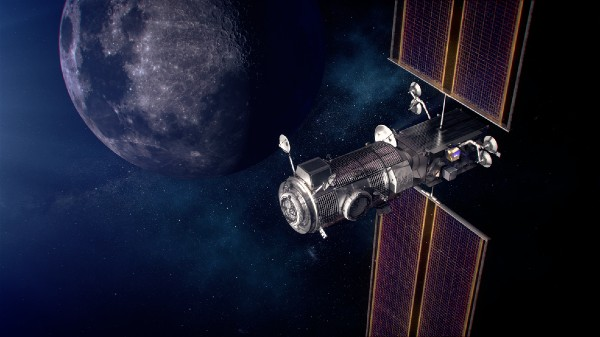 NASA, SpaceX Join Forces Again, This Time For Lunar Gateway Project - Gizbot