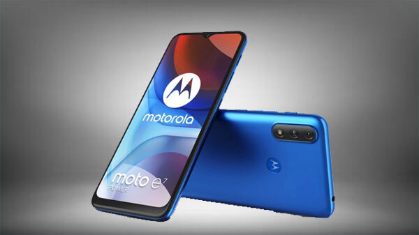 Moto E7 Power Confirmed To Launch On Feb 19 In India