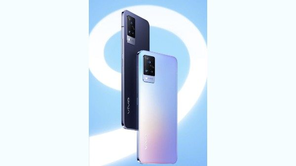 Vivo S9 Official Teaser Shows Rear Design