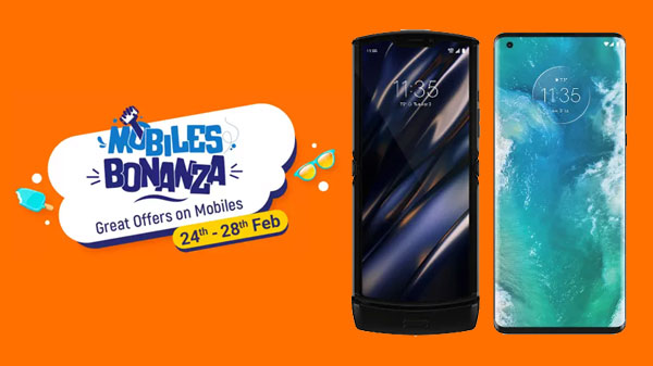 Flipkart Mobile Bonanza 2021 Sale: Discount Offers On Motorola Smartphones