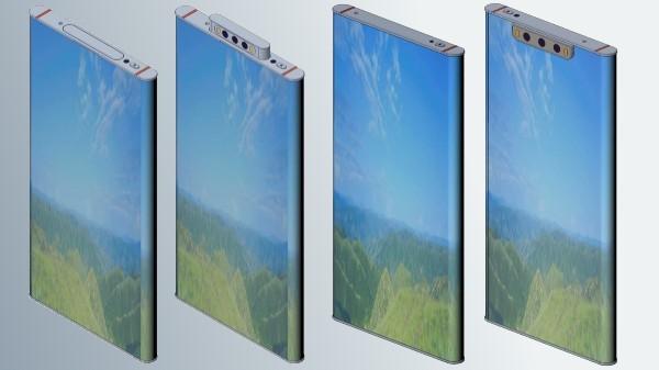 Xiaomi Mi Mix Alpha 2 Patent Shows Possible Design